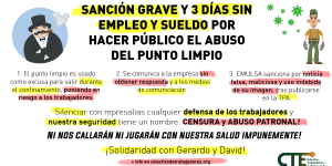 Juicio por la sanción a David Saavedra